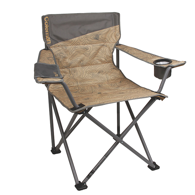 Coleman Folding Chair Big N Tall Quad 37 Quot X 38 Quot X 24