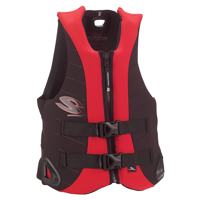 "Men's Hydroprene Vest - V-Flex - XL - 44""-46"""