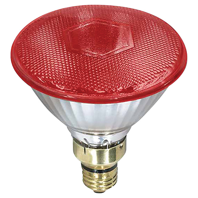 150W Infrared PAR38 Brooder Bulb - Red