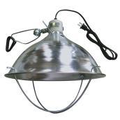 Lampe chauffante à infrarouges pour éleveuse avec pince