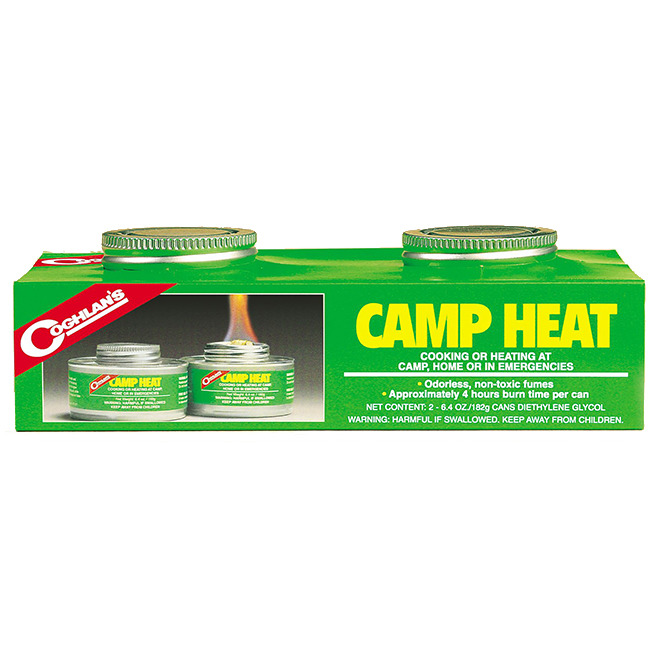 Camp Stove Fuel Cans - 6.4 oz - 2 Pack