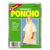 Poncho imperméable d'urgence, 50