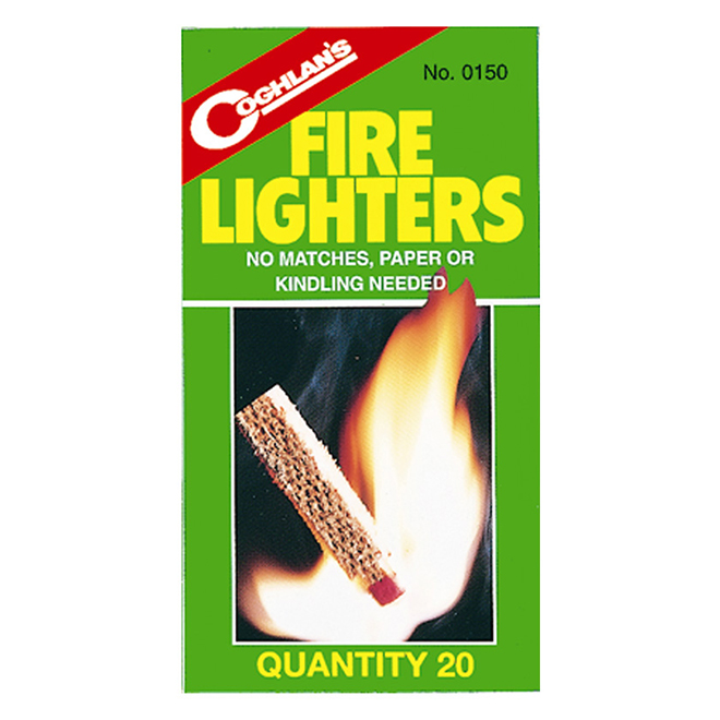 Fire Lighters - 20 Pack