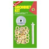 Grommet Kit - Brass Plated - 23 Pieces
