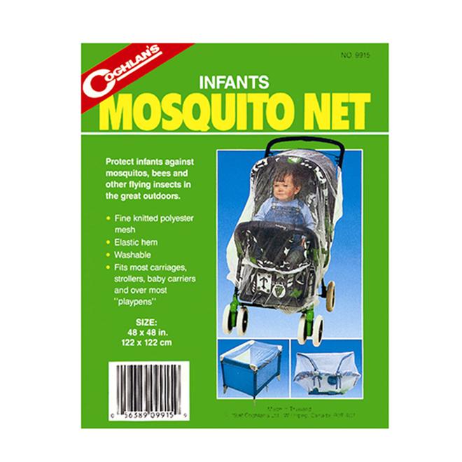 """Filet anti moustique pour bébé, 48"""" x 48"""""""