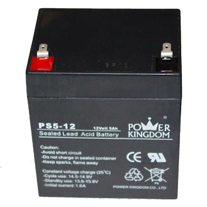 Batterie pour chargeur de clôture électrique, Eclipse, 12 V