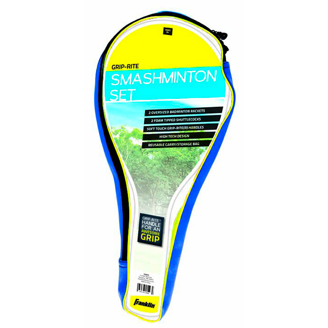 Smashington Set Game - 2 Racquets
