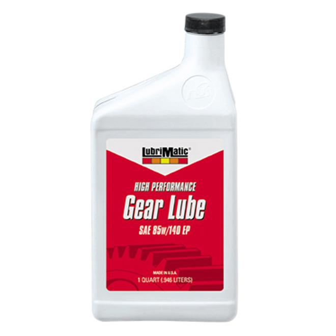 Gear Oil - 85W/140 - 946ml