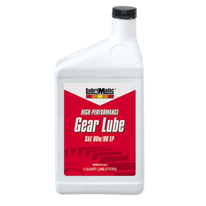 Gear Oil - 80W/90 - 946ml