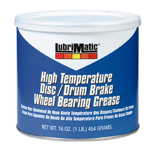High Temperature Wheel Bearing Grease - 454g