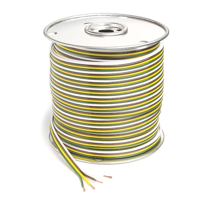 Câble, calibre 14, 100'