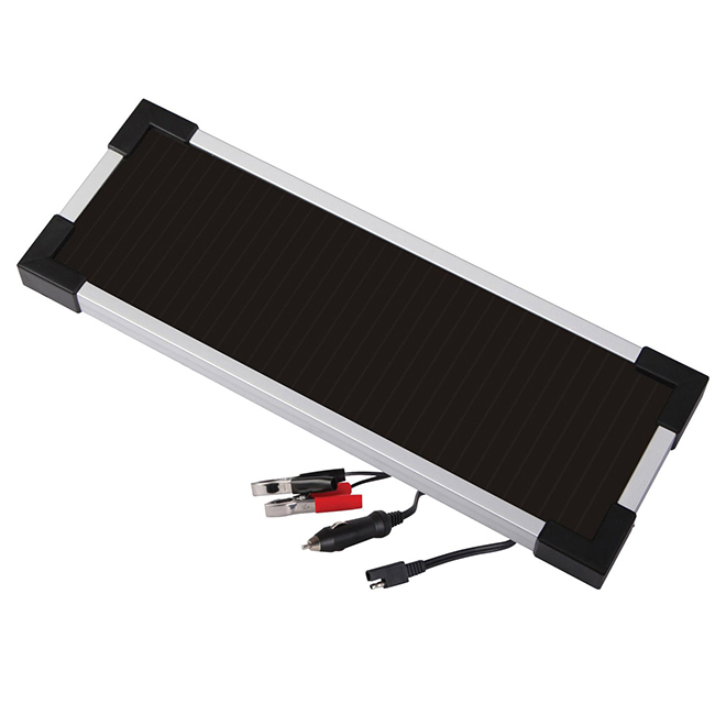 Solar Trickle Charger - 12V - 1.8W