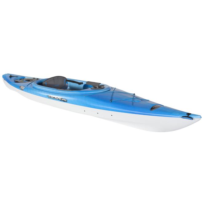 Kayak fermé, Escape 120X, 1 personne, 12'