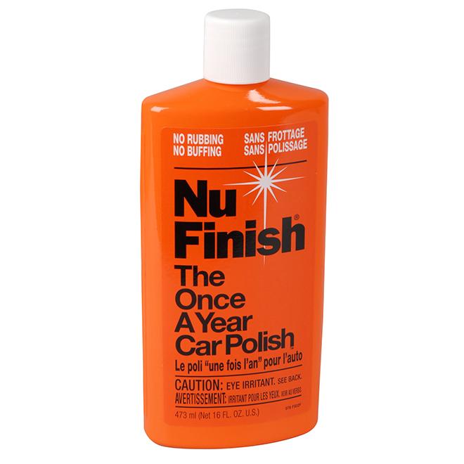 Liquide à polissage de voiture, 473 ml