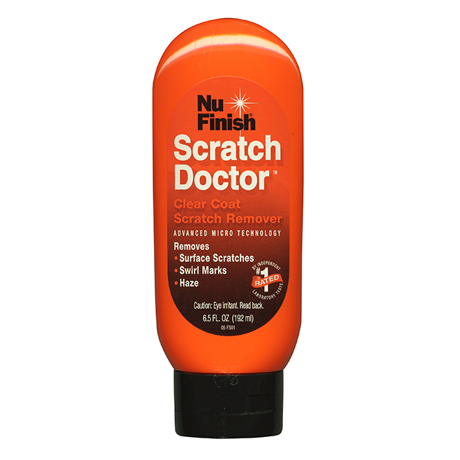 Scratch Remover - Clear Coat - 192ml