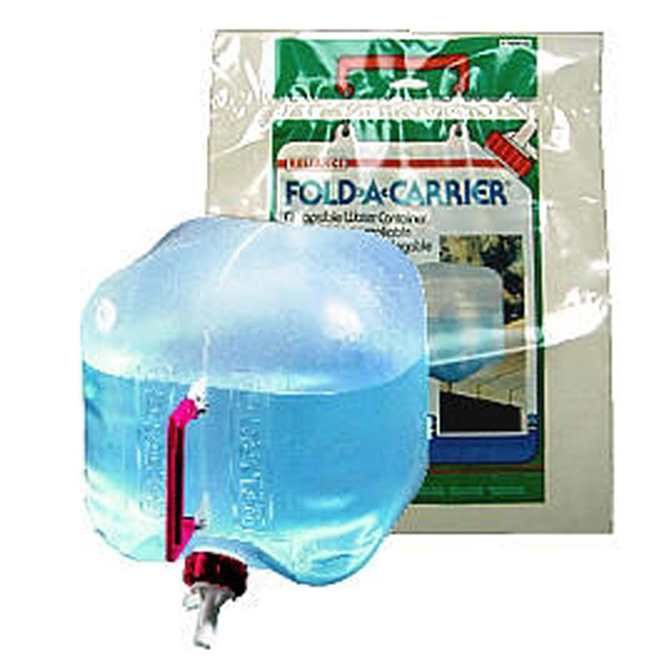 Bidon d'eau escamotable, Fold-A-Carrier, 20 L