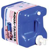 Récipient d'eau en plastique, Aqua-Tainer, 26,5 L
