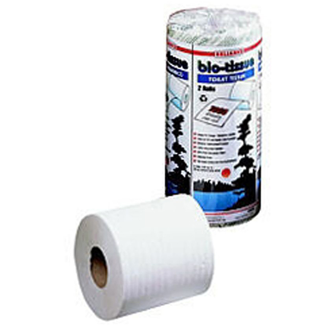 Toilet and Septic Tank Tissue - Bio-Tissue - 2 Rolls