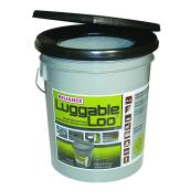 Portable Bucket Toilet - Luggable Loo - 5 Gal