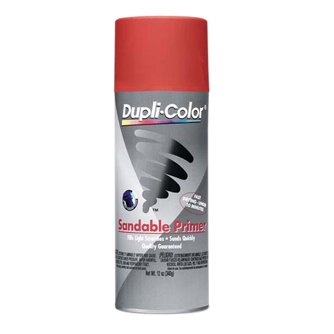 Sandable Primer - Red Oxide - 340g