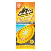 Air Freshener - Island Retreat - Pack of 3