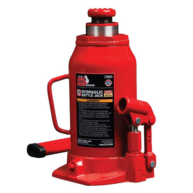 Hydraulic Bottle Jack - 20 Tons