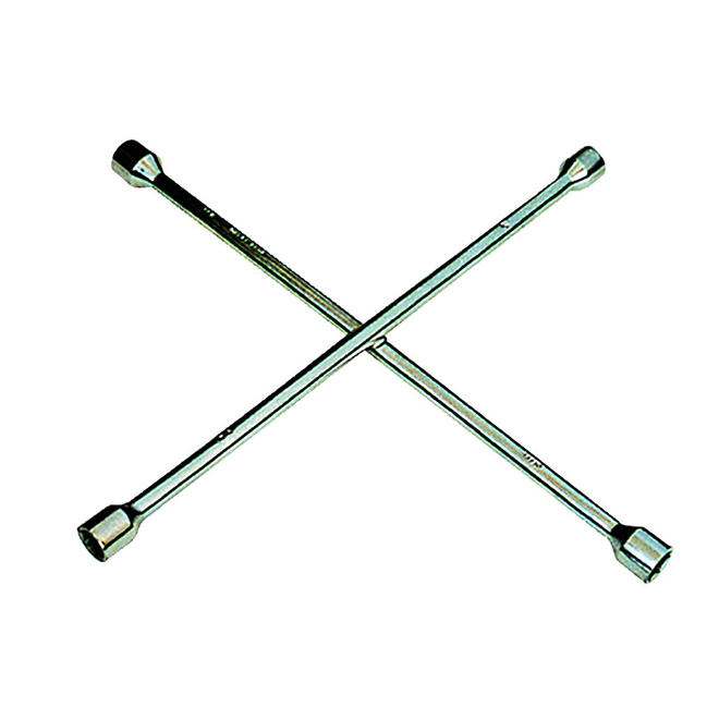 Lug Wrench - 4 Way - 20''