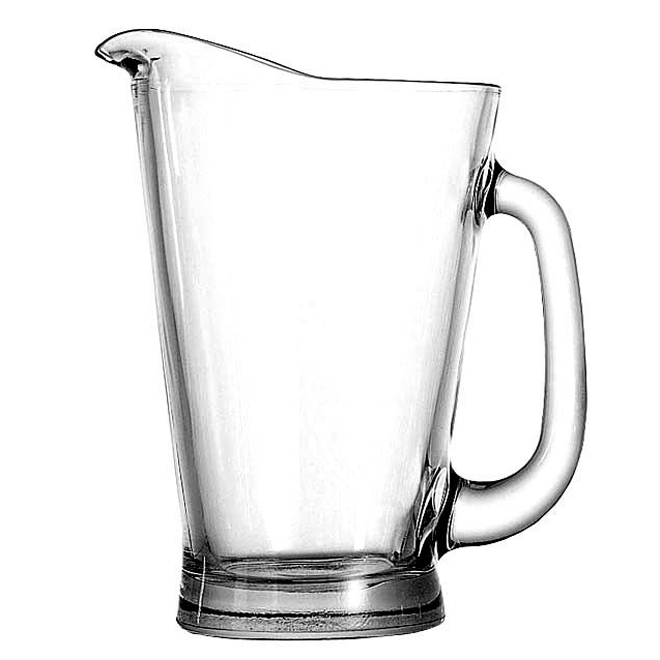 Beer Pitcher - Glass - 1.62 L