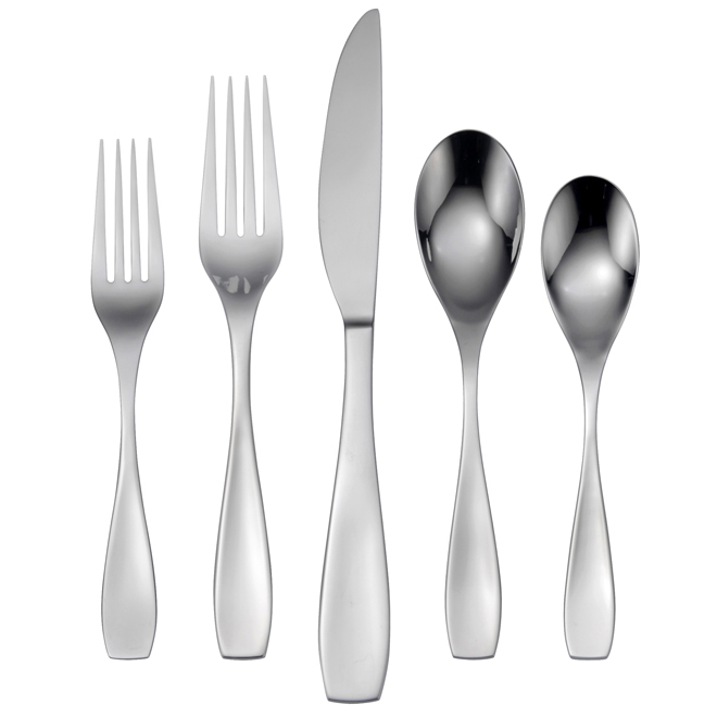 Cutlery Set - 20 Pieces - Stainless Steel
