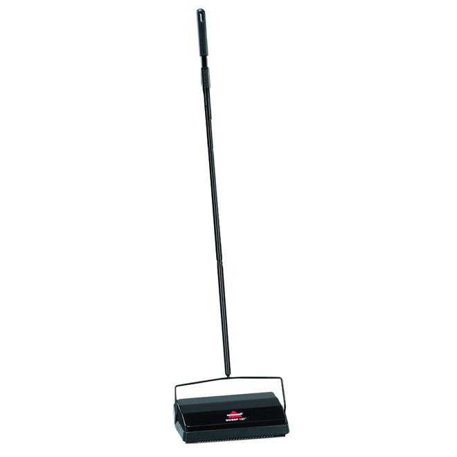 Carpet or Floor Sweeper - Black