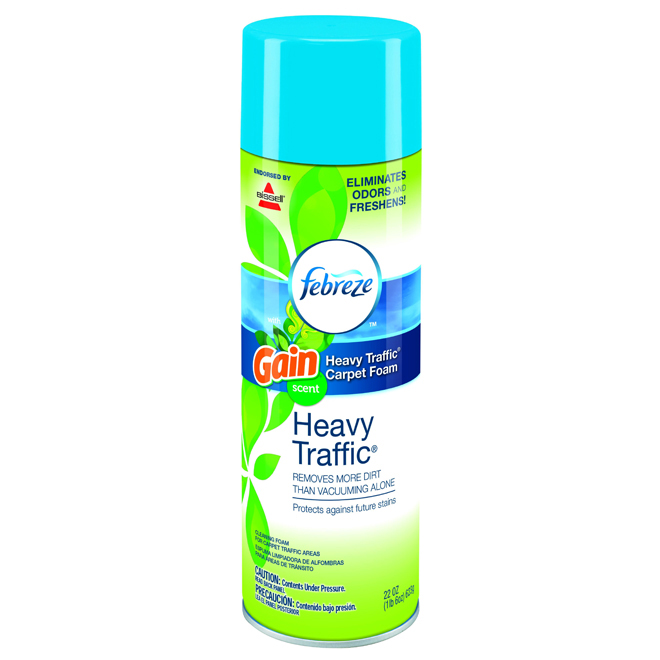 Heavy Traffic Carpet Cleaner - 623 g