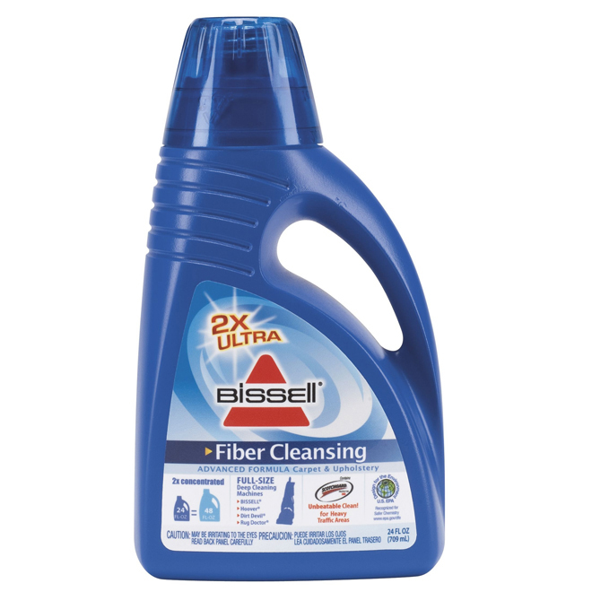 Fiber Cleaner for Carpets/Upholstery - 24 oz