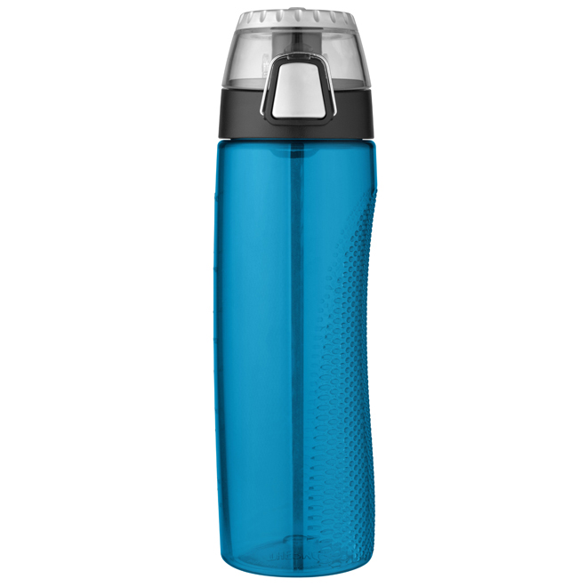 Water Bottle - 710 ml - Tritan™ Plastic - Blue