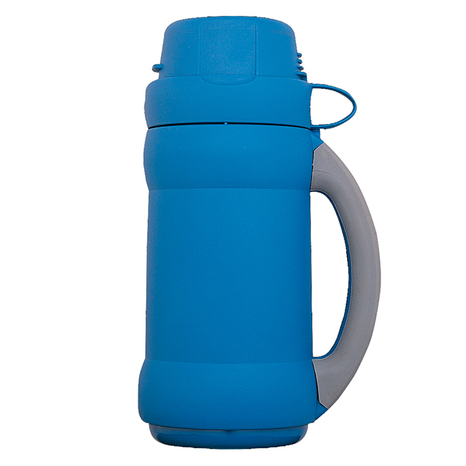 Insulated Beverage Bottle with Handle - 500 ml