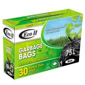 Garbage Bags - Pack of 30 - 75 L