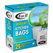 Garbage Bags - Pack of 25 - 21 L