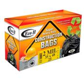 Heavy Duty Garbage Bags - Pack of 25