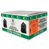 Extra Strong Garbage Bags - 35