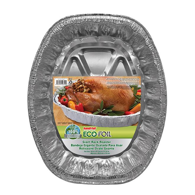 "Roast Pans - Pack of 15 - 16"" x 13 1/8"" - Aluminum"