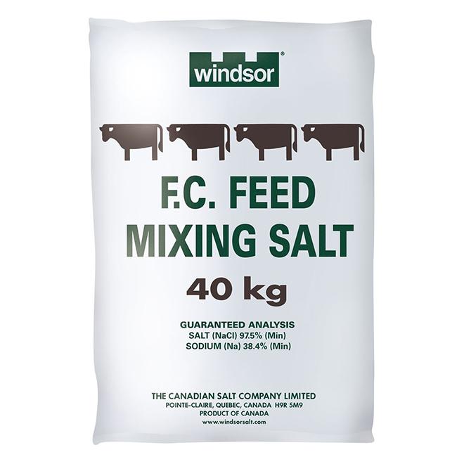 Feed Mixing Salt - 40 kg