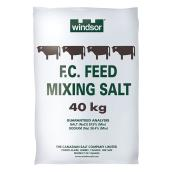 Alimentation au sel, 40 kg