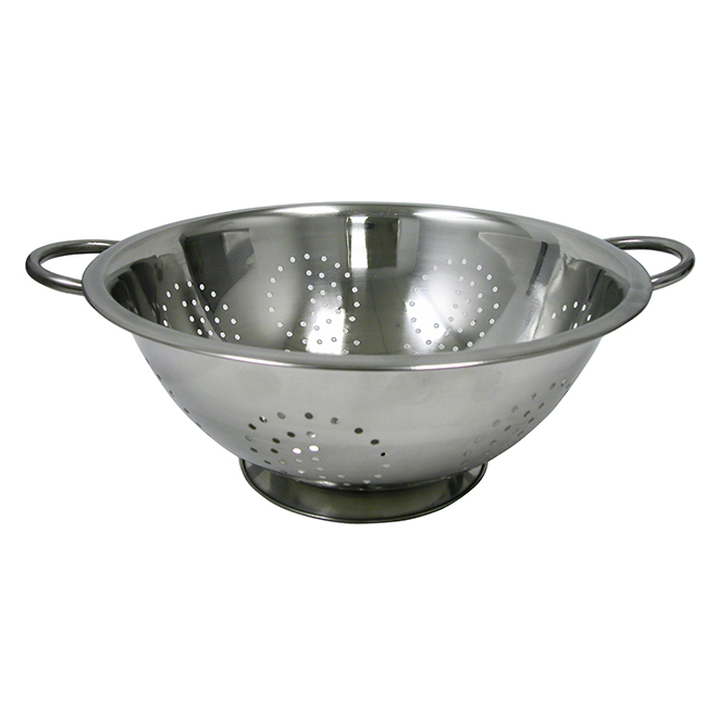Deep Shape Colander - 4.7 L - Stainless Steel