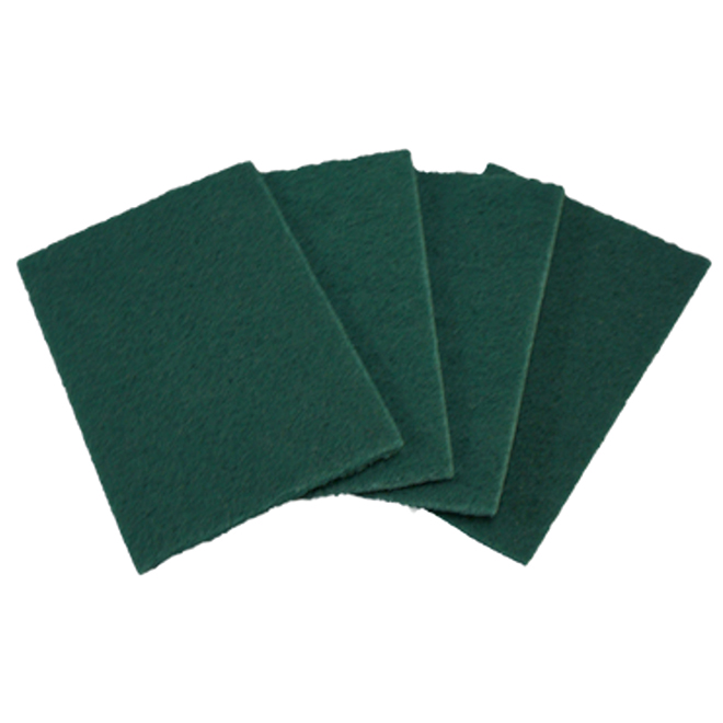Scouring Pads - Pack of 4 - Green