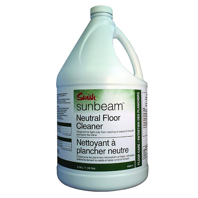 Nettoyeur à plancher neutre, 3,78 L