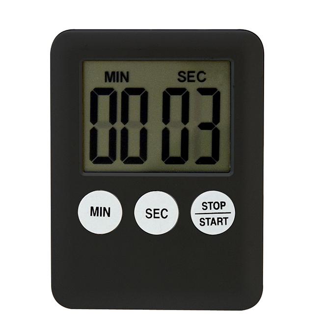 Mini Timer - Black