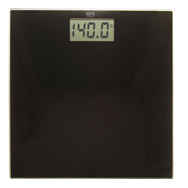 Bios Digital Ultra Slim Bathroom Scale SC403