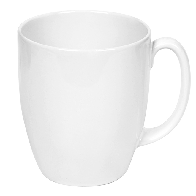 Winter Frost White Mug - 11oz