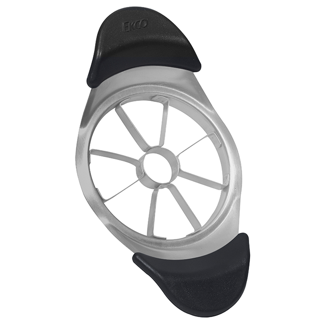 Apple Corer with Slicer Sections - Grey