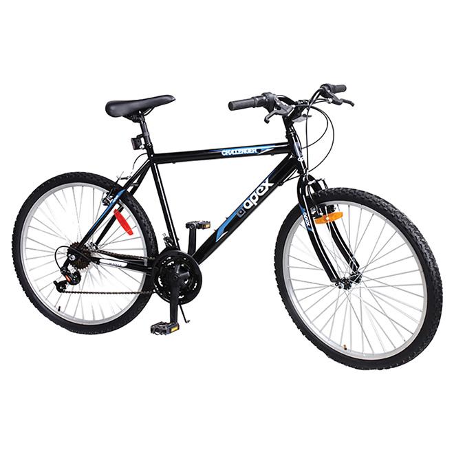 """Vélo de montagne pour homme, 18 vitesses, 20"""""""