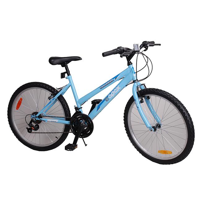 """Vélo de montagne pour fille, 18 vitesses, 13"""""""